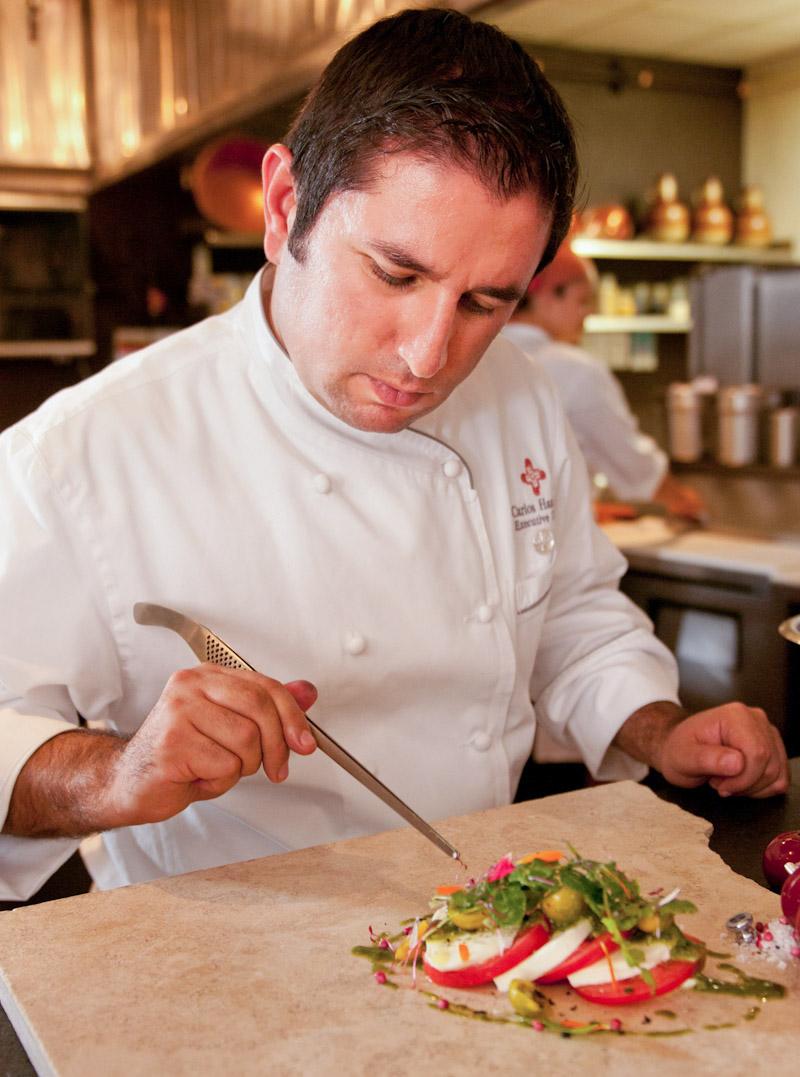 chef Carlos Hannon