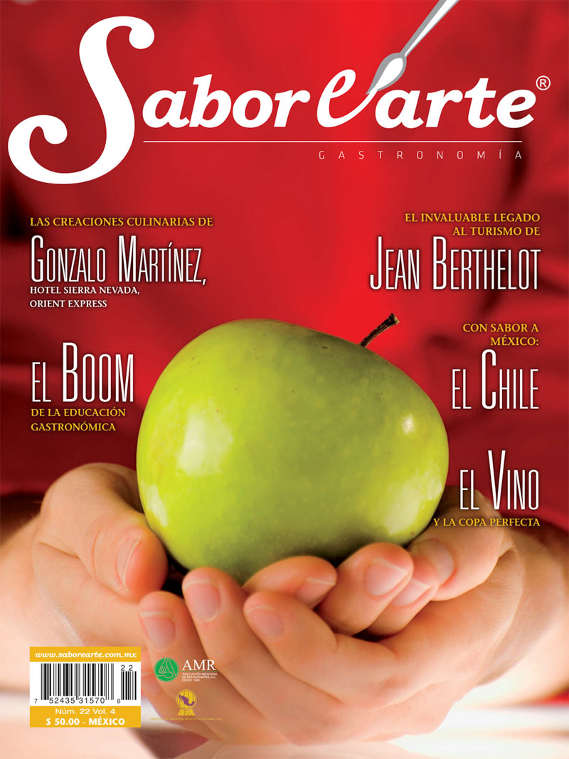 Revista Saborearte Nro 22