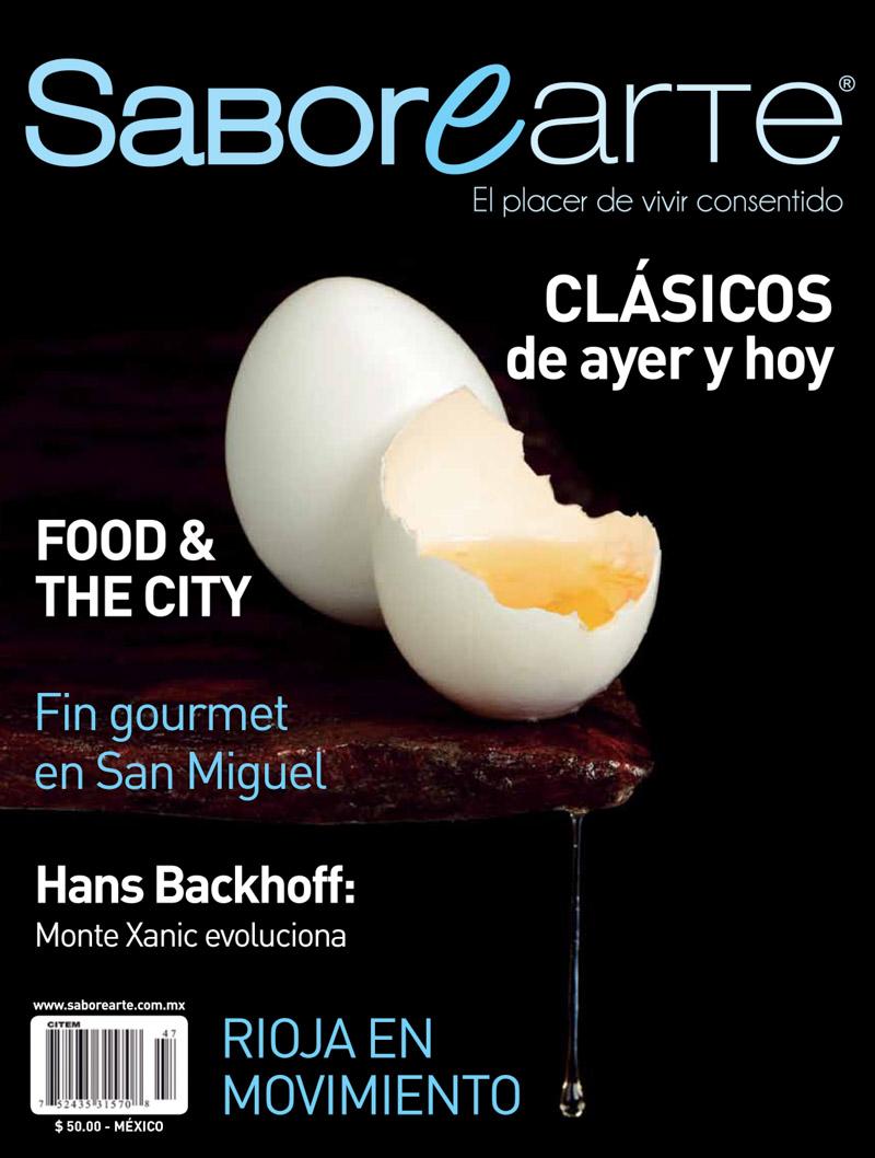 Revista Saborearte Nro 47